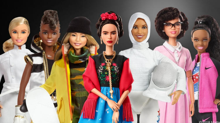 Neue Barbie-Kollektion