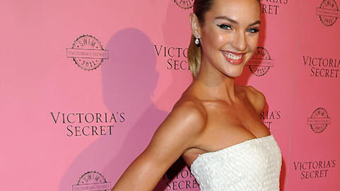 Candice Swanepoel: Victoria's Secret Model zu dürr