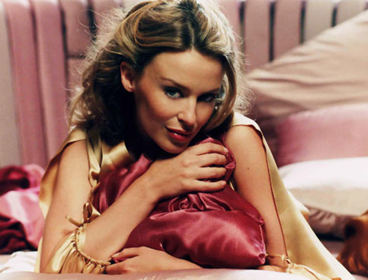 """Bed In"" mit Kylie Minogue"
