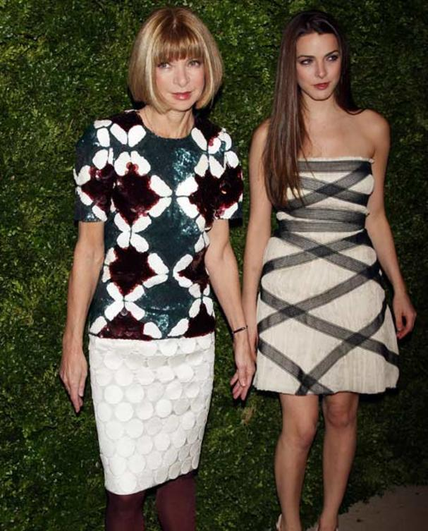 anna-wintour-bee-tochter