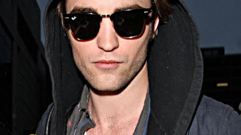 Robert Pattinson liebt seine Ray-Ban-Clubmaster.