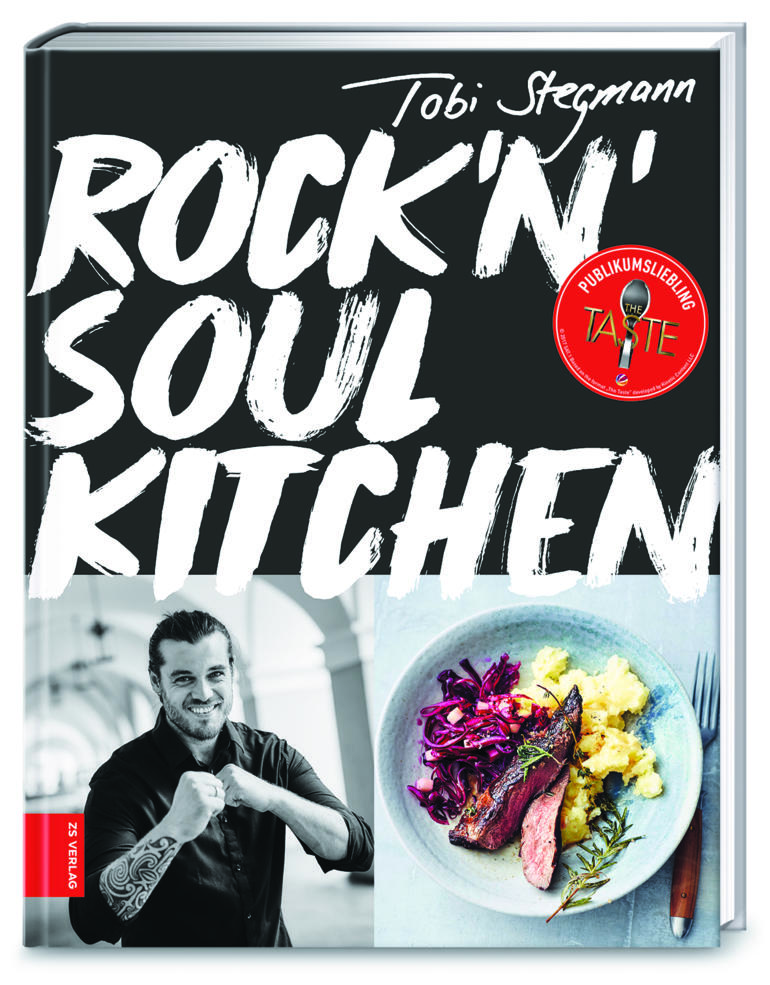 Kochbuch Rock 'n' Soul Kitchen