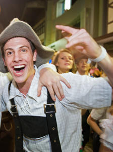 Wiesn-Typ-Party-Tourist