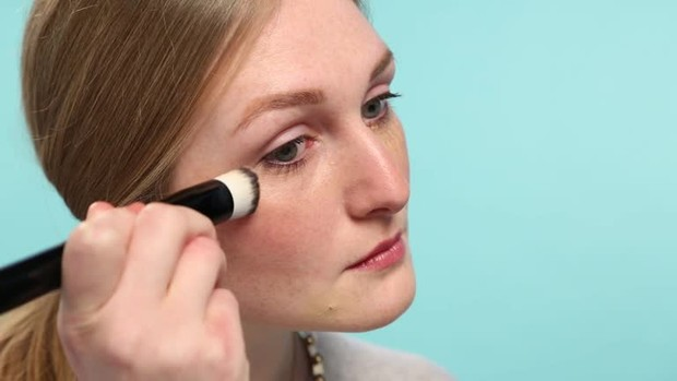 Make-up-Tutorial: Augenringe ade